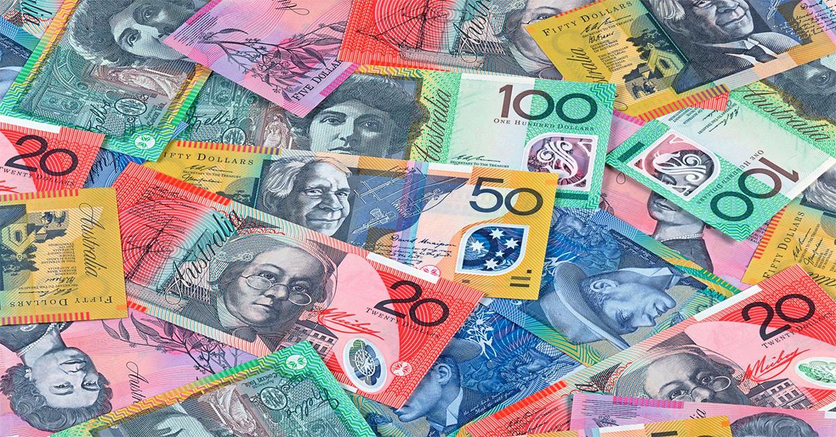 Banconote e monete australiane: istruzioni per l'uso