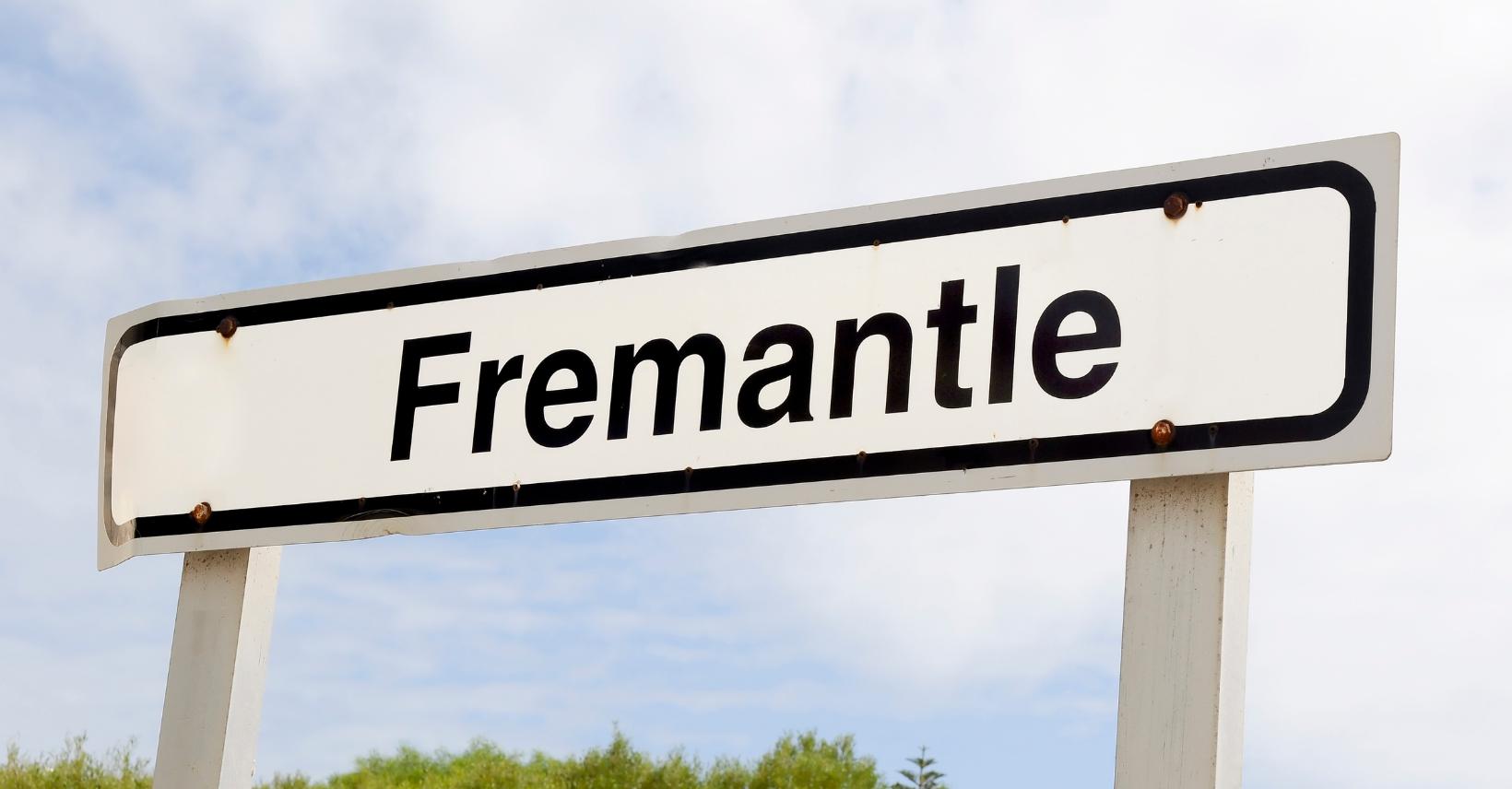 FREMANTLE,                                                                      LA CITTA' PORTUALE DEL WA