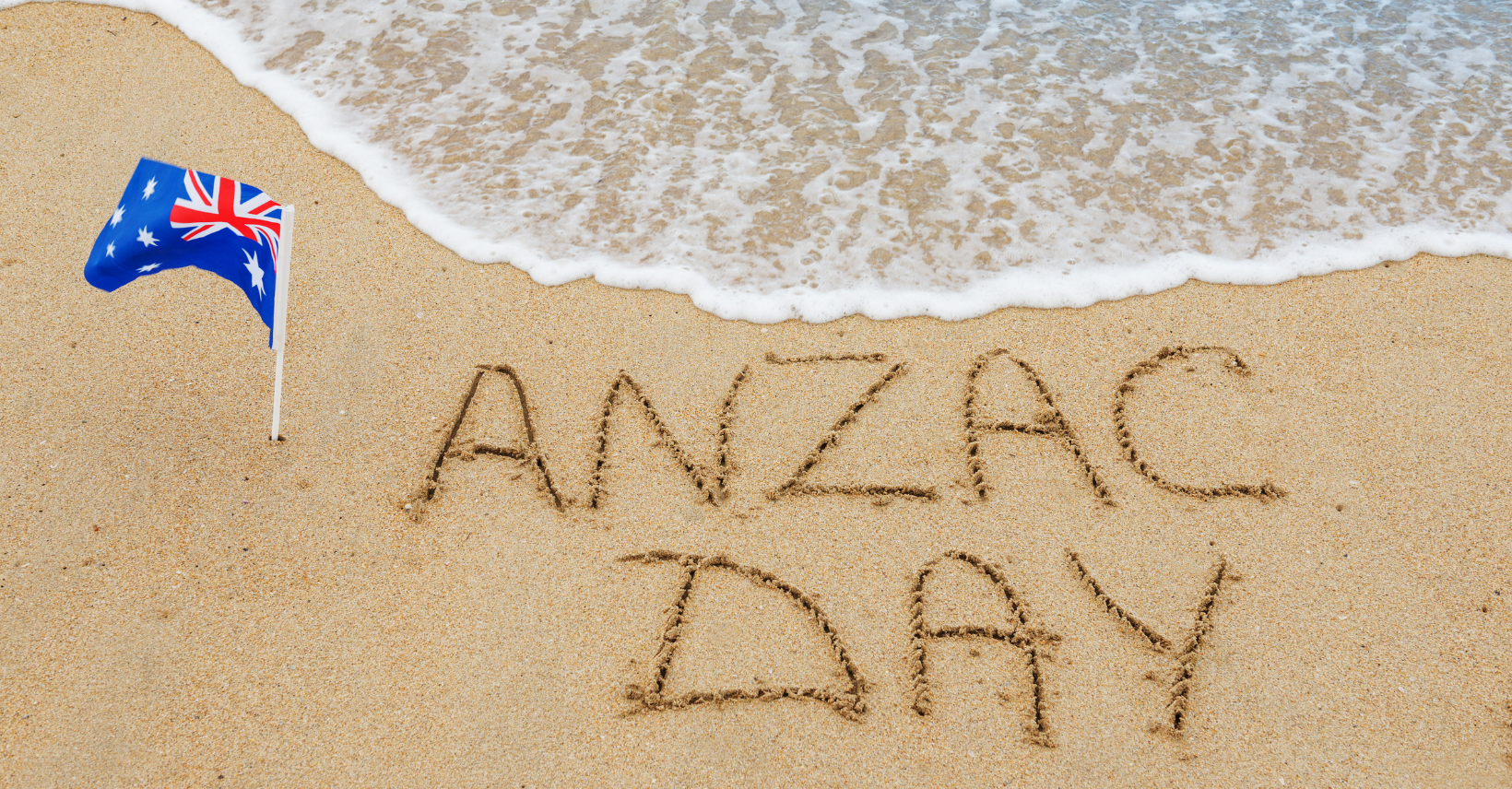 ANZAC DAY: AUSTRALIAN AND NEW ZEALAND ARMY CORPS